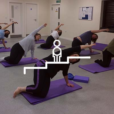 Improvers Pilates Leeds