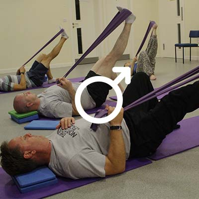 Men Only Pilates Leeds