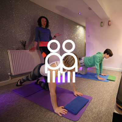Small Group Pilates Leeds