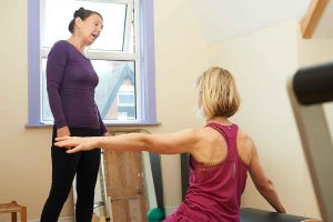 Personal Pilates classes in Leeds