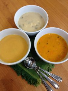 A medley of souper suppers