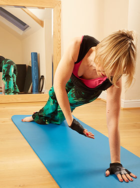 Alison Plant Pilates Classes in Leeds