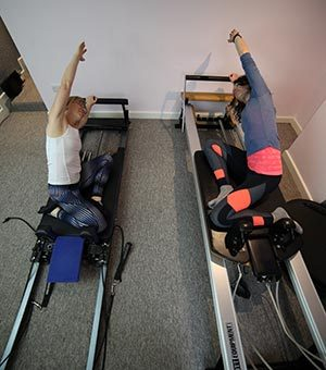 Pilates Classes for small groups in Leeds