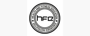 Health and Fitness Education Logo